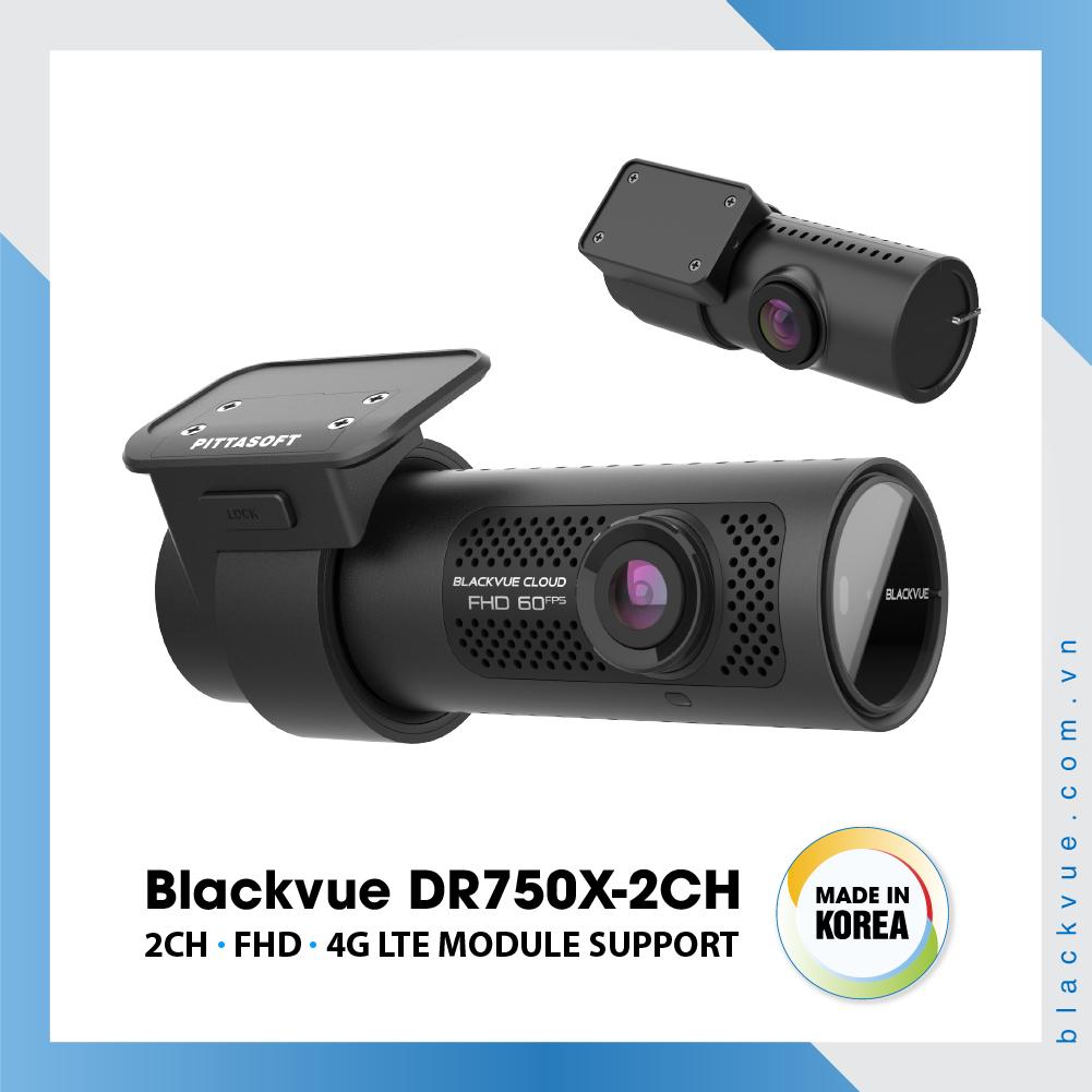 Blackvue DR750X 1000x1000 BlackVue DR750X 2CH 2 - Camera hành trình ô tô cao cấp Blackvue DR750X-2CH