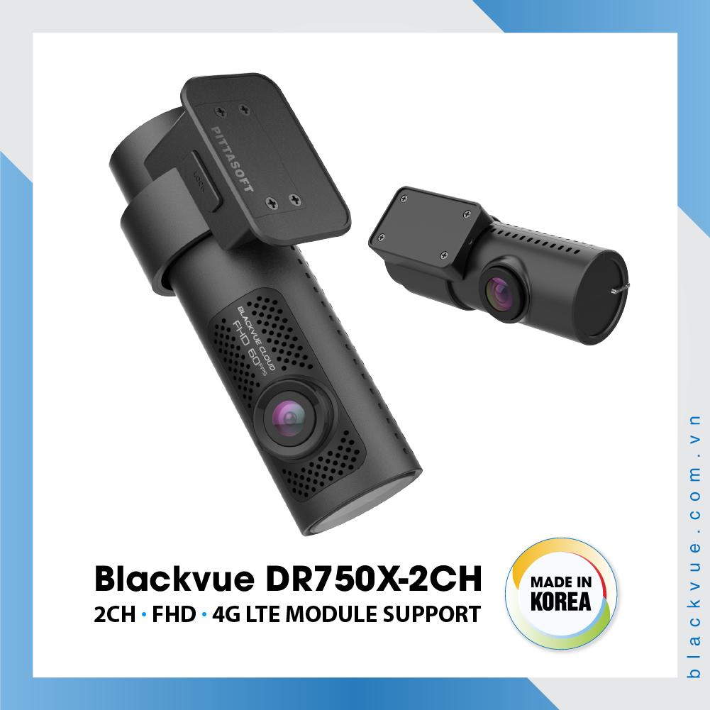 Blackvue DR750X 1000x1000 BlackVue DR750X 2CH 4 - Camera hành trình ô tô cao cấp Blackvue DR750X-2CH