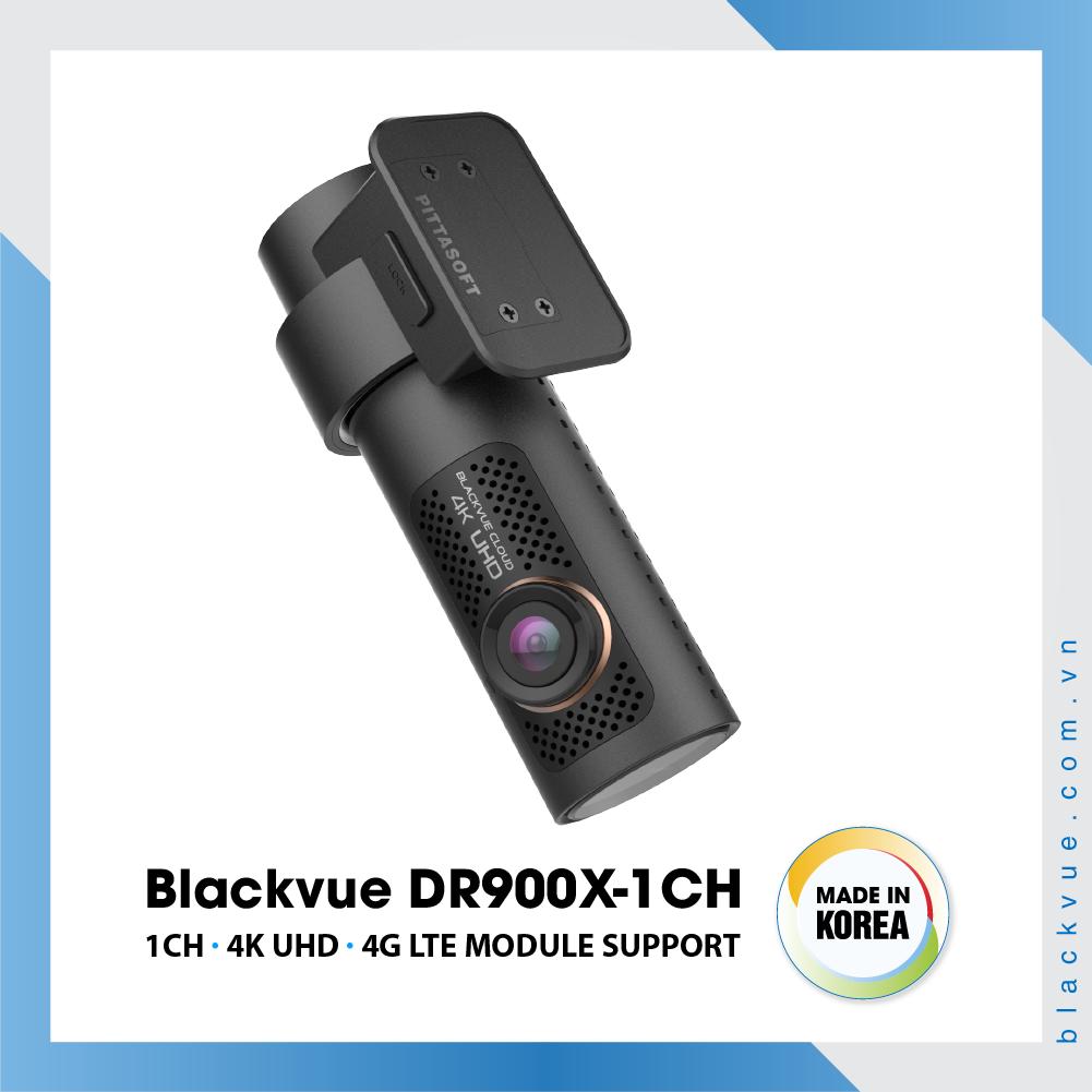 Blackvue DR900X 1000x1000 BlackVue DR900X 1CH 4 - Camera hành trình BLACKVUE 4K DR900X-1CH