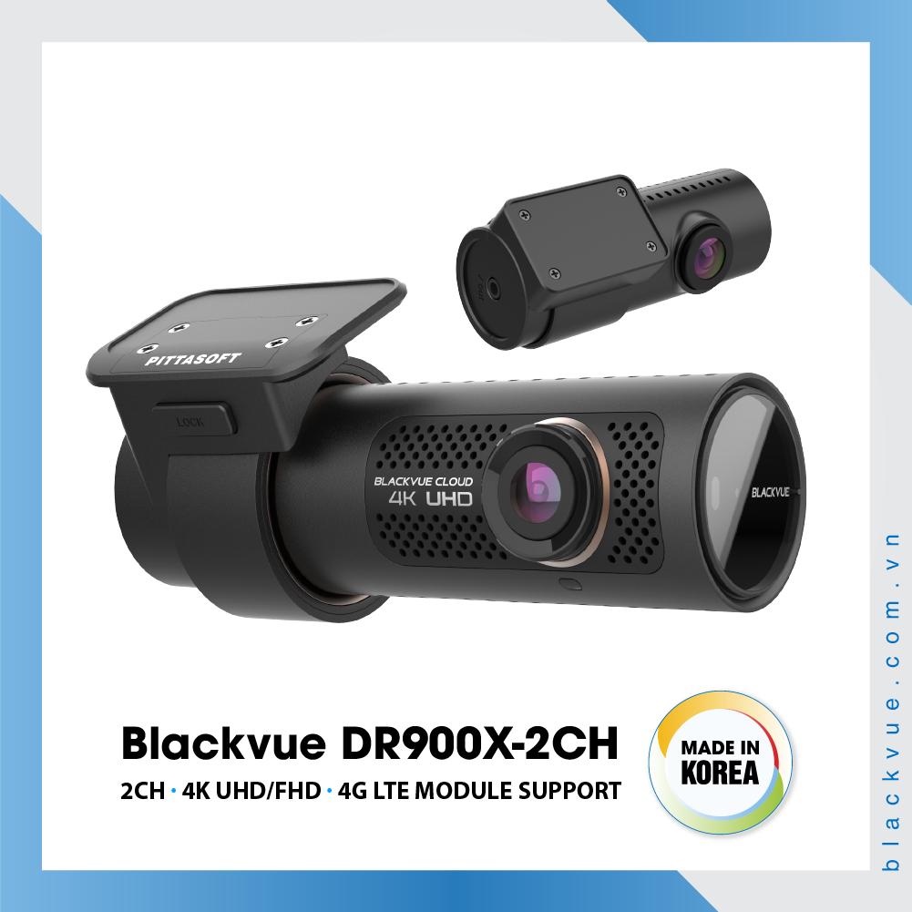Blackvue DR900X 1000x1000 BlackVue DR900X 2CH 3 - Camera hành trình ô tô 4K DR900X-2CH