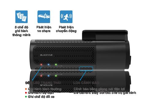 DR750 2CH LTE Web Images v03 TIENG VIET 05 - Camera hành trình ô tô cao cấp Blackvue DR750-2CH LTE