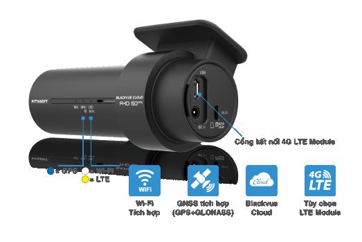 DR750X Series Graphic 003 tieng viet blackvue dr750x 1ch gps wifi lte - Camera hành trình ô tô Blackvue DR750X-1CH
