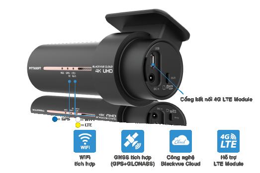 DR900X Series Graphic 002 tieng viet blackvue dr900x 1ch gps wifi lte - Camera hành trình BLACKVUE 4K DR900X-1CH