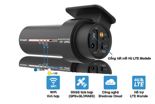 DR900X Series Graphic 002 tieng viet blackvue dr900x 2ch gps wifi lte - Camera hành trình ô tô 4K DR900X-2CH