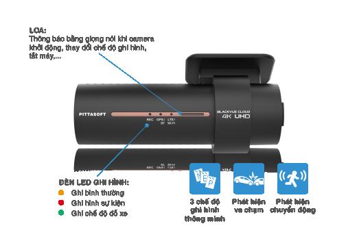 DR900X Series Graphic 002 tieng viet blackvue dr900x g sensor impact motion detection 2 - Camera hành trình ô tô 4K DR900X-2CH
