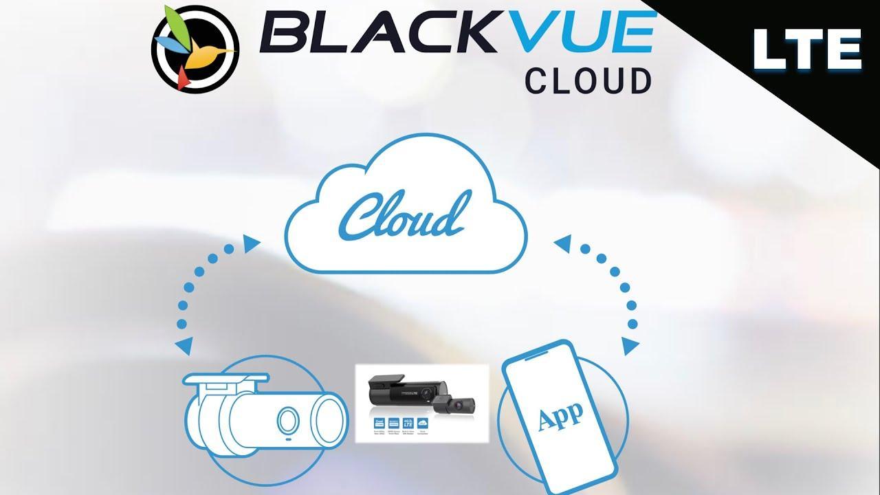 0 2 - Blackvue DR750-2CH LTE Con khủng long trong làng camera hành trình