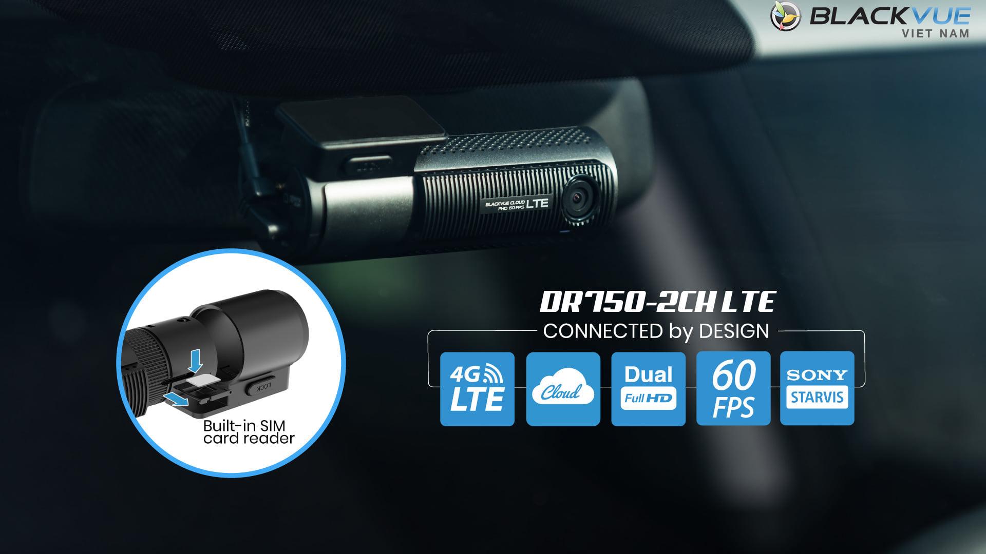 121091774 2482795202016256 1127070585357464289 o - Đánh giá nhanh Blackvue DR750-2CH LTE: Chiếc camera hành trình đặc biệt