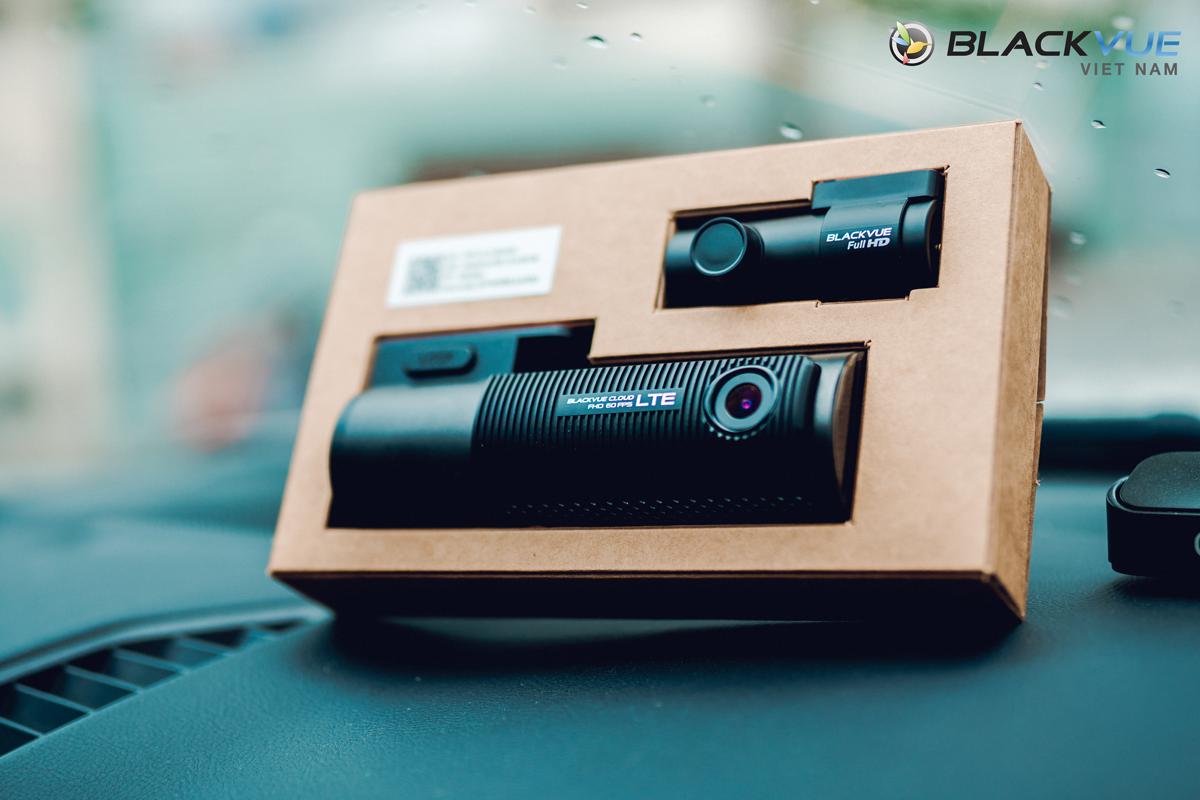 LTE 4 of 19 1 - Đánh giá nhanh Blackvue DR750-2CH LTE: Chiếc camera hành trình đặc biệt