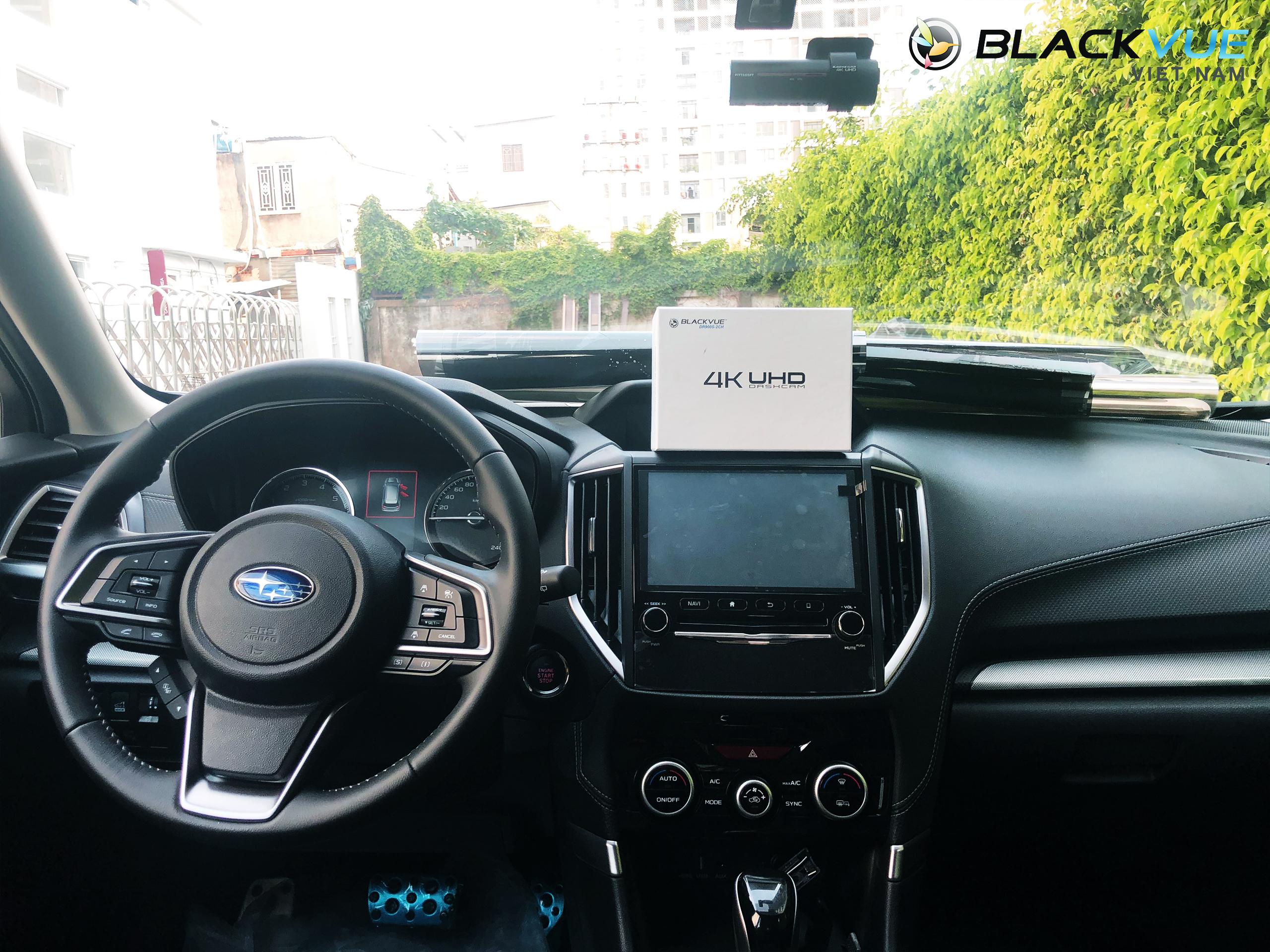 Subaru 900 - Blackvue phù hợp với mọi loại xe ô tô