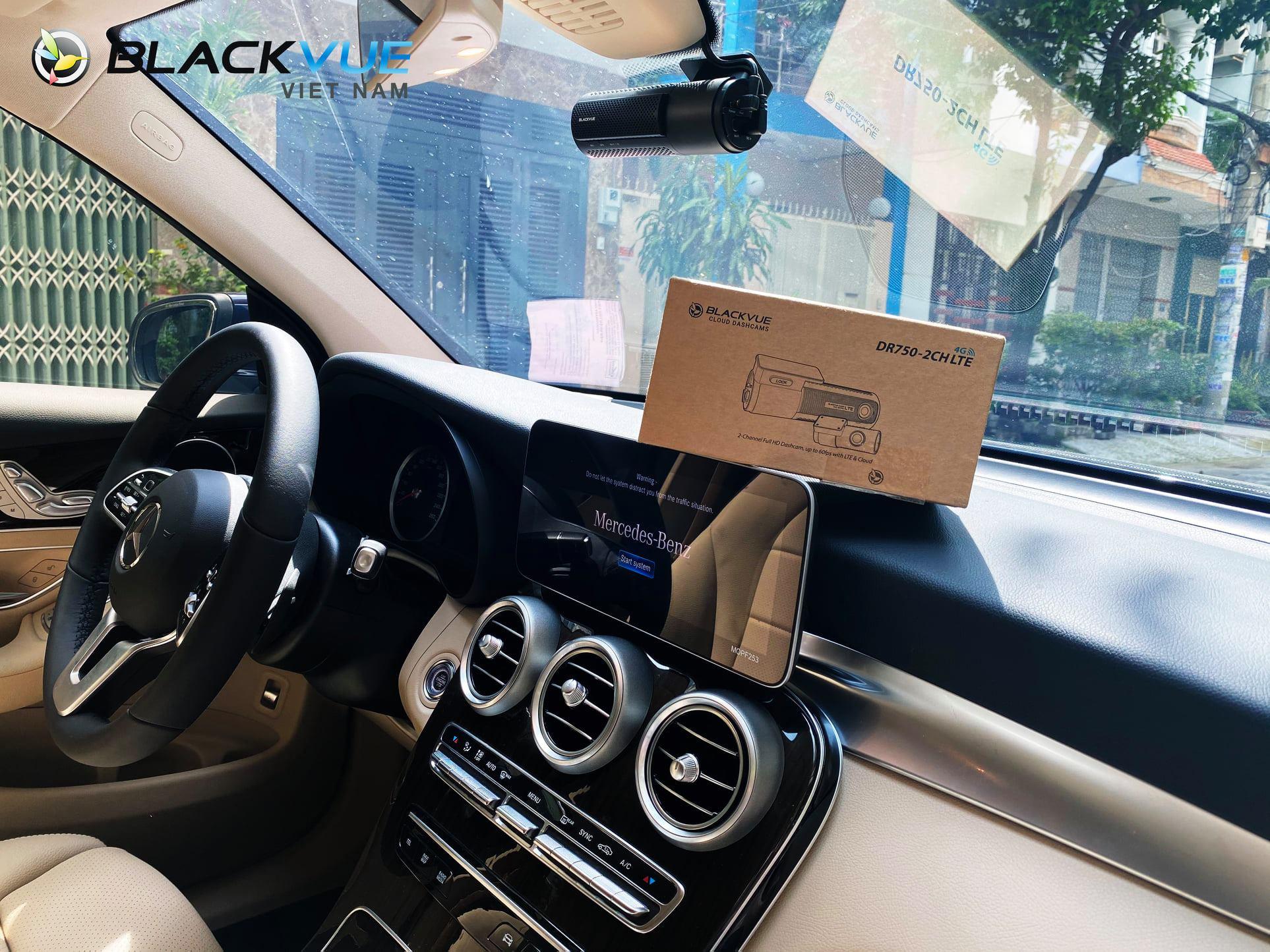 2 1 - Blackvue DR750-2CH LTE camera hành trình cao cấp chuyên dành cho xe sang