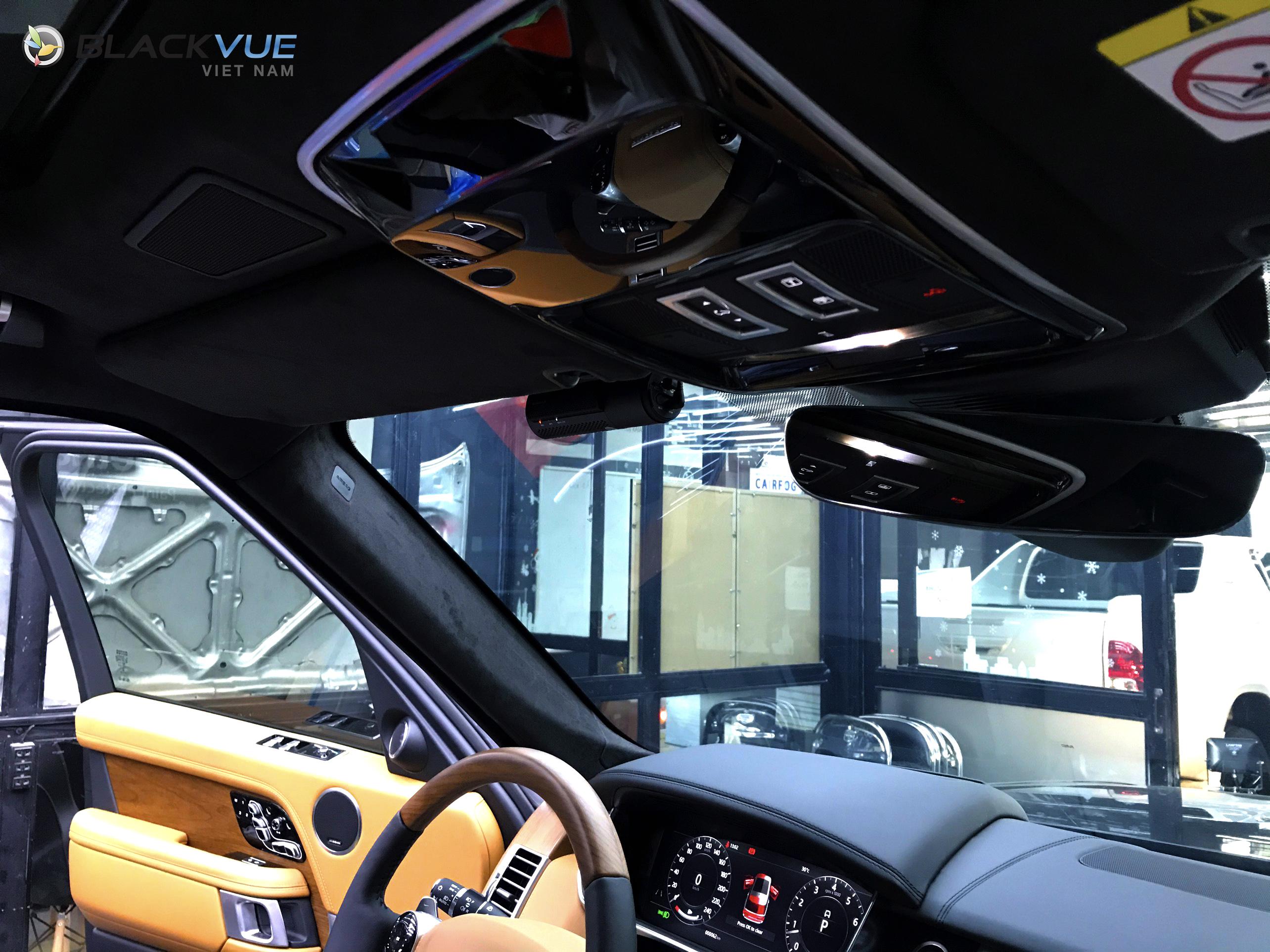 6 - Blackvue DR750-2CH LTE camera hành trình cao cấp chuyên dành cho xe sang