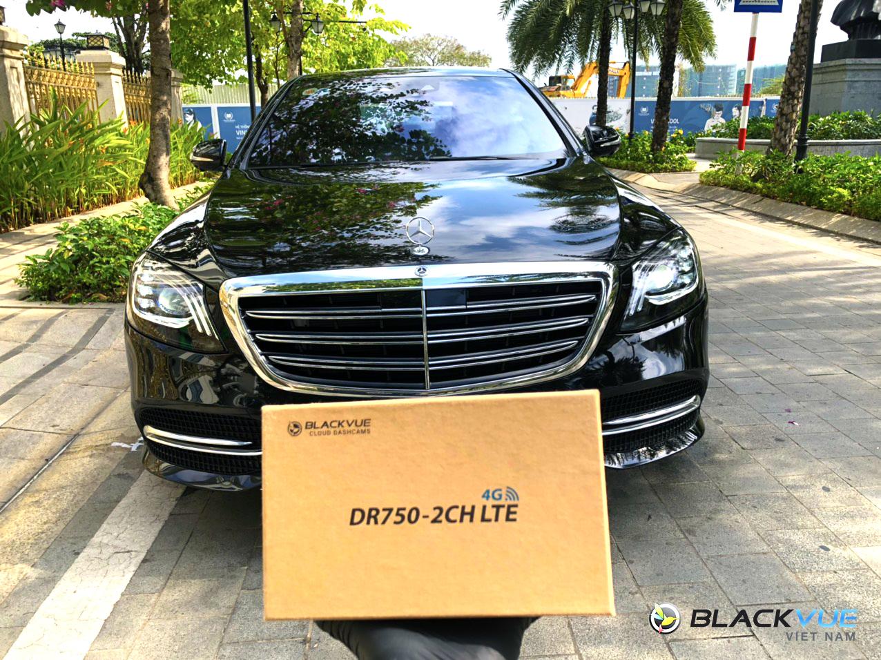 3 - Blackvue DR750-2CH LTE và xe sang?