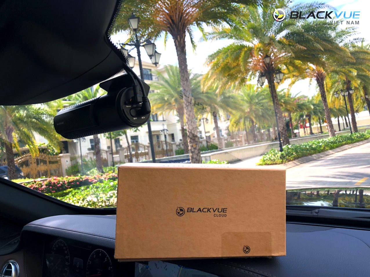 7 - Blackvue DR750-2CH LTE và xe sang?