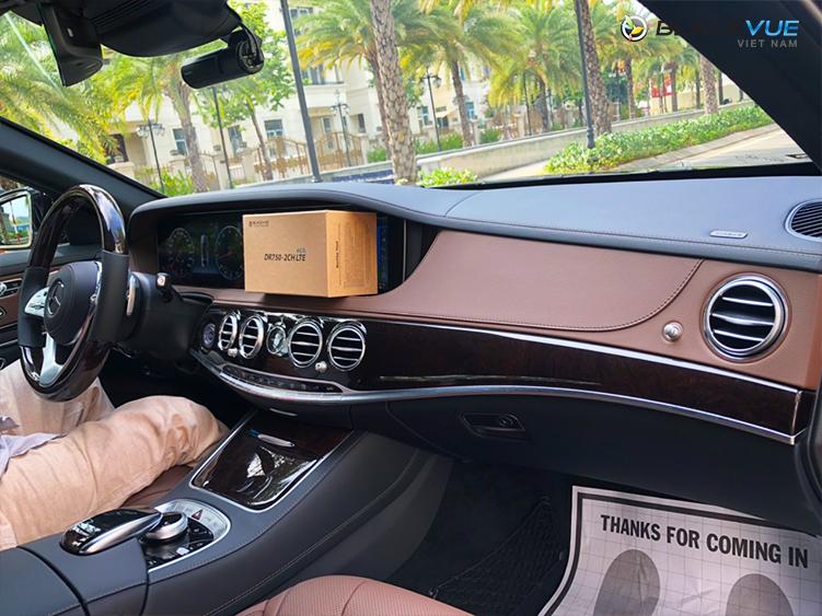 Camera hành trình cho mercedes 13 - Camera hành trình chuyên cho Mercedes