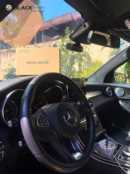 Camera hành trình cho mercedes 18 - Camera hành trình chuyên cho Mercedes