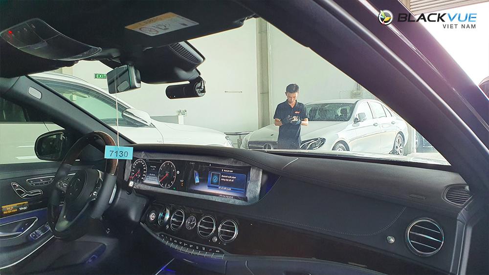 Camera hành trình cho mercedes 5 - Camera hành trình chuyên cho Mercedes