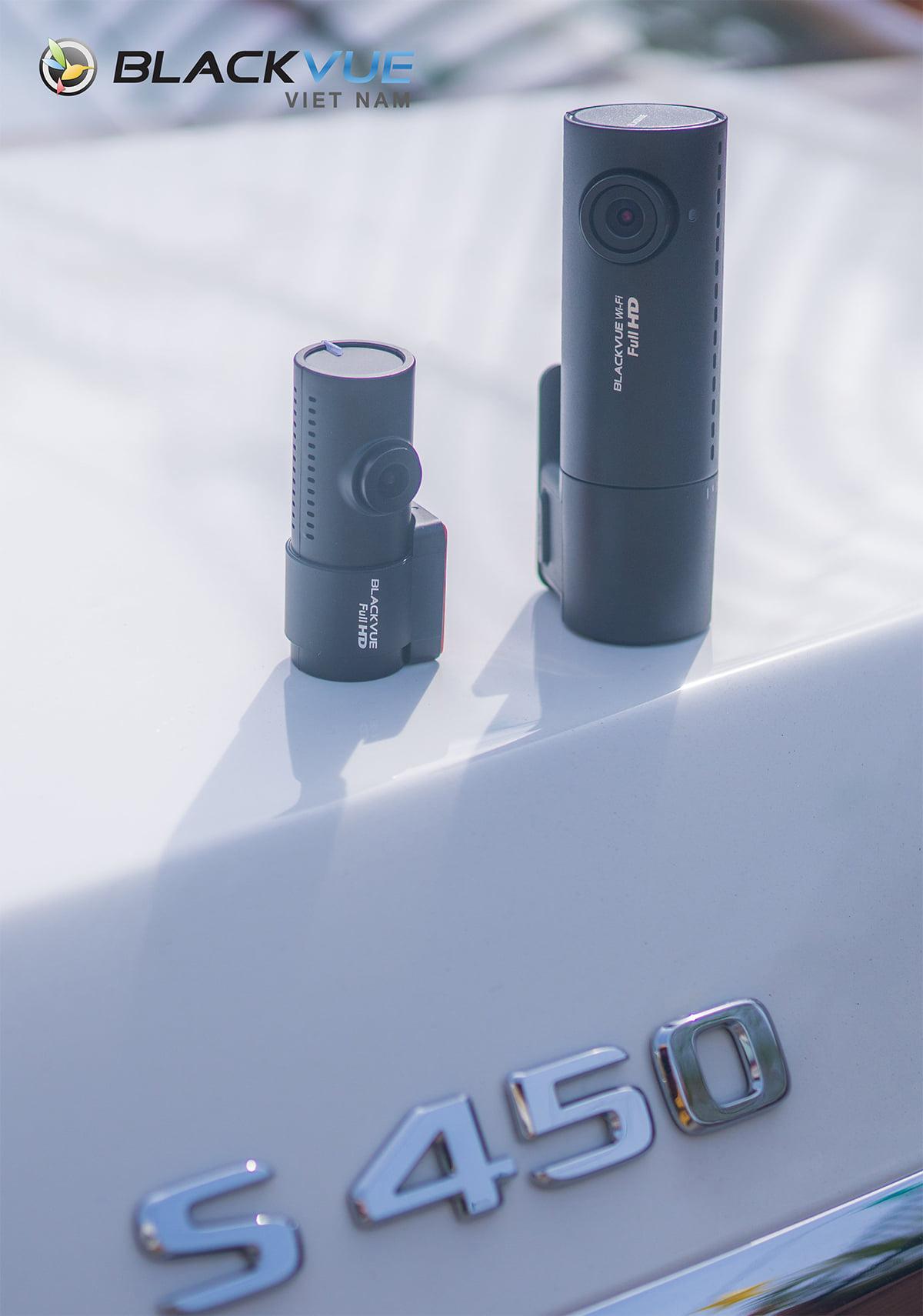 Nhưng không phải ai cũng có nhu cầu này, Blackvue hiểu rõ và cho ra đời dòng sản phẩm camera hành trình nhỏ nhất DR590X tuy hiện tại không quản lý được xe từ xa nhưng mức giá tốt hơn, ngoại hình nhỏ gọn hơn.