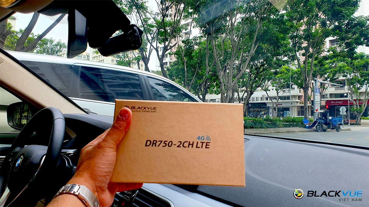 Golfer số 1 VN Trần Lê Duy Nhất và camera Blackvue DR750-2CH LTE