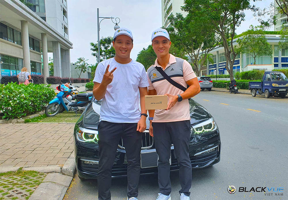 Golfer số 1 VN và camera Blackvue (6)