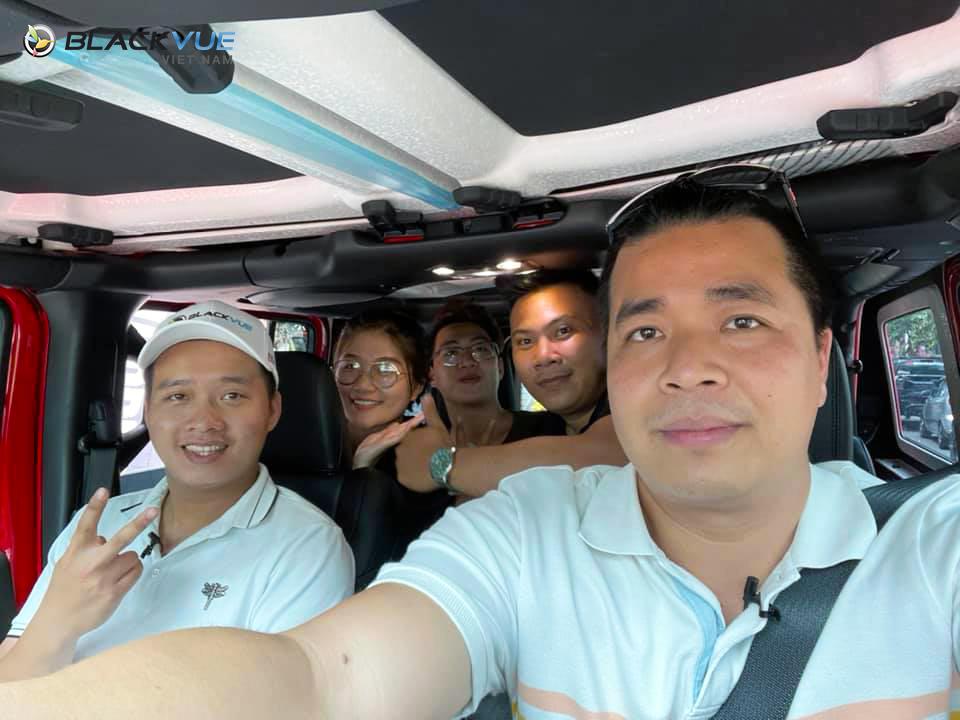 chọn camera hành trình theo cách chuyên gia 1 - Co-Founder Nova 4x4 chọn camera hành trình gì cho xe Jeep?