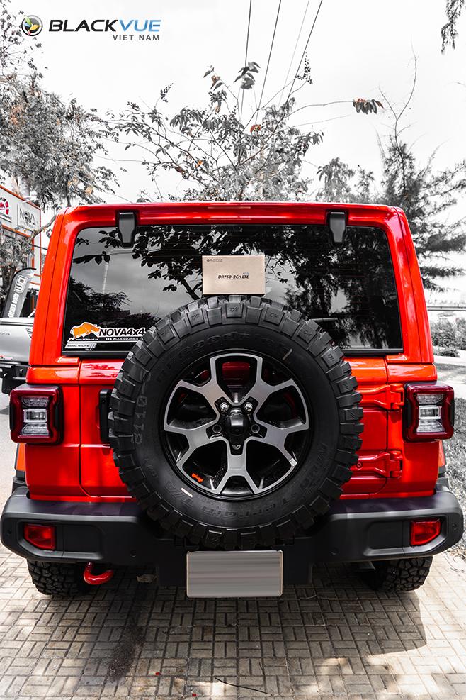 chọn camera hành trình theo cách chuyên gia - Co-Founder Nova 4x4 chọn camera hành trình gì cho xe Jeep?