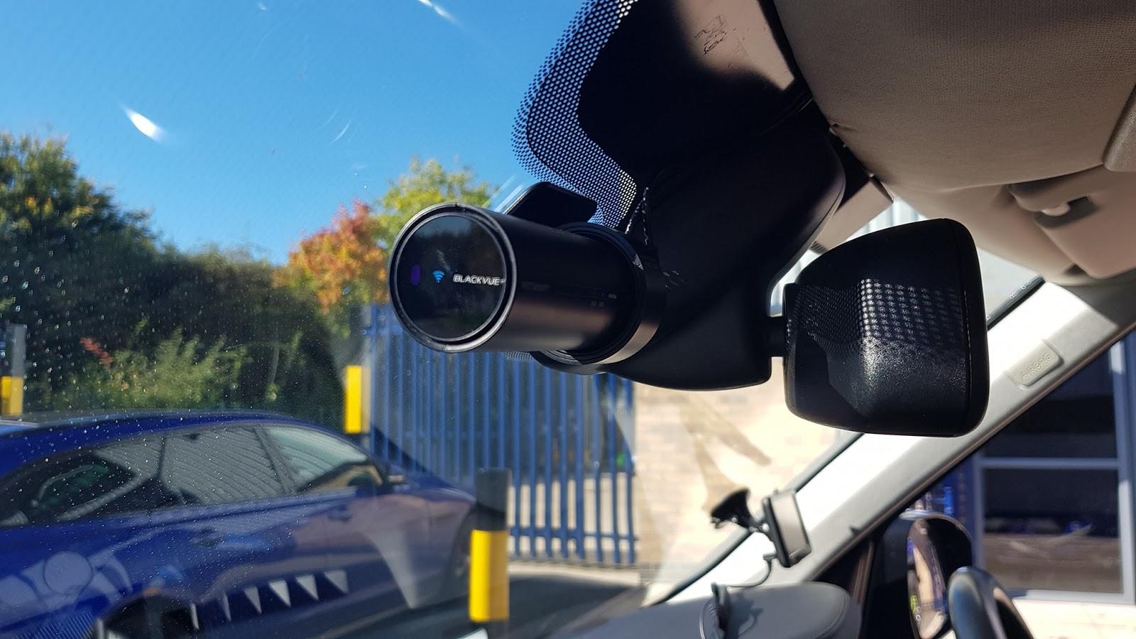 Camera hành trình chống trộm