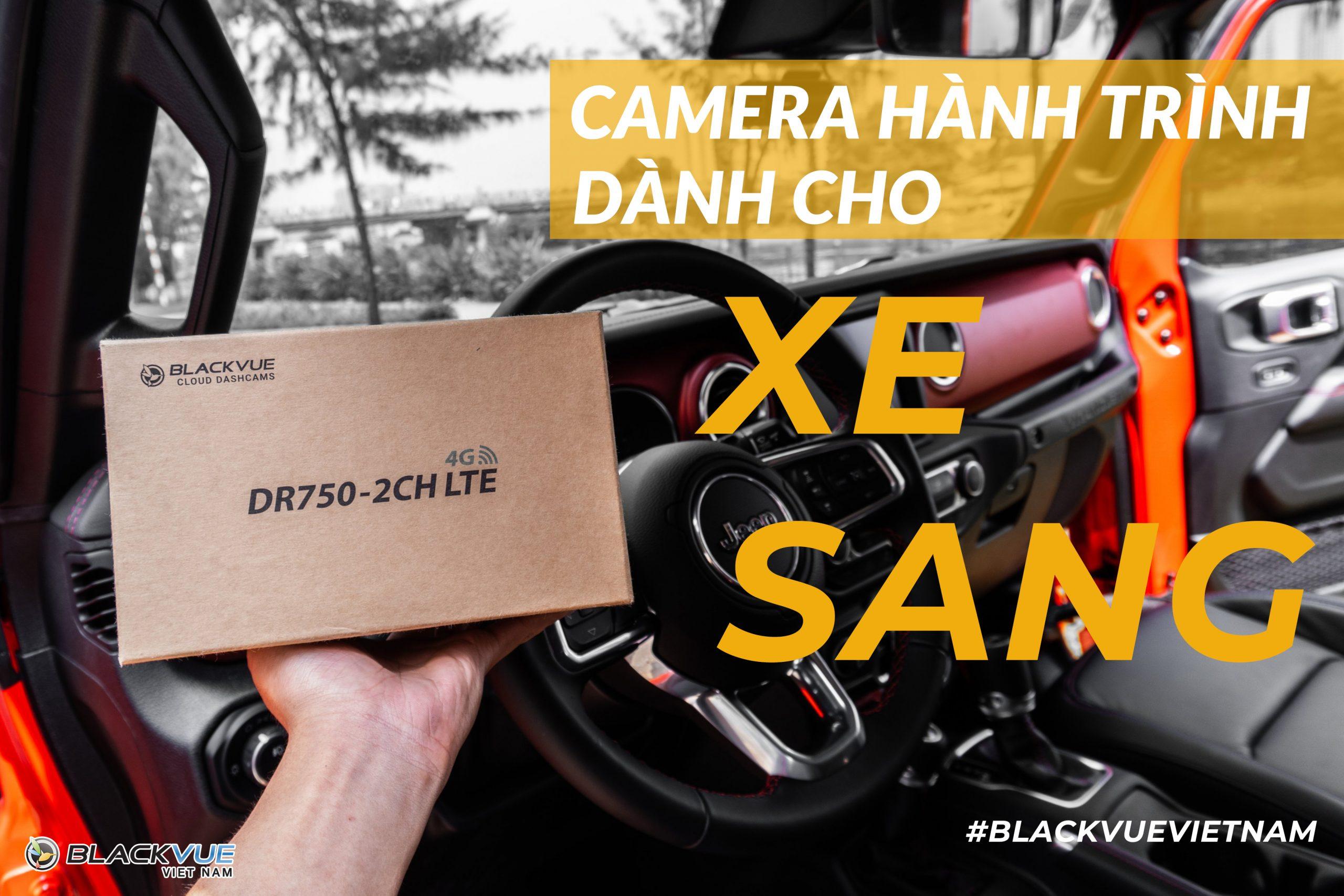 Camera hành trình ô tô cao cấp